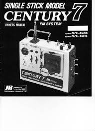 jr century 7 owners manual rcu forums