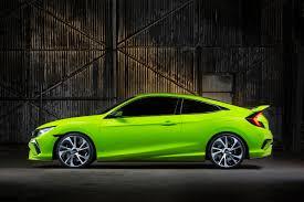 Is The Honda Civic Si Turbo 2016 Honda Civic Si Turbo On Engine Performance Review
