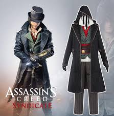 jacob frye cosplay assassin u0027s creed syndicate assassin uniform