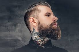 how to measure your beard length how to find your beard s neckline and trim it professionally