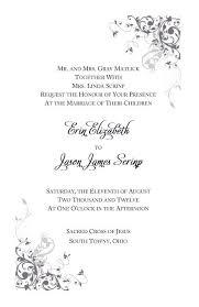 catholic wedding invitation wording catholic wedding invitation wording theruntime