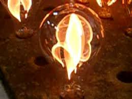 electric flame light bulb balafire youtube