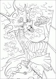 coloring enchanted coloring pages 3