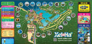 Map Of Playa Del Carmen Mexico by Xel Ha Park All Inclusive Admission Ticket In Mexico Lonely Planet