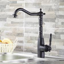 oil rubbed kitchen faucets single handle oil rubbed bronze centerset kitchen faucet best