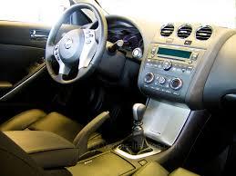 2008 Nissan Altima Coupe Interior Nissan Altima Coupe Veritasimages