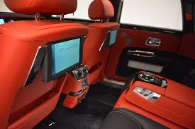 rolls royce phantom interior 2017 2017 rolls royce ghost black badge stock r412 for sale near