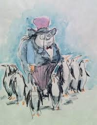 tim burton u2013 penguin u2013 artsbeatla
