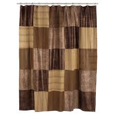 Home Classics Shower Curtain Classics皰 Patch Fabric Shower Curtain