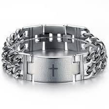 mens bracelet steel images Choose the perfect design of stainless steel bracelets bingefashion jpg