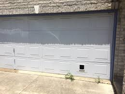 cat doors for glass doors garage doors can u0027t be cordovan u2014 and more odd hoa stories the