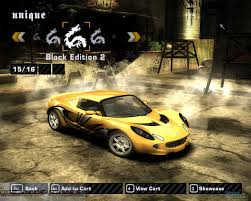 nfs most wanted apk free need for speed most wanted black edition free of
