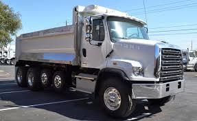 freightliner dump truck 2018 108sd 5 axle ox dump freightliner of austin