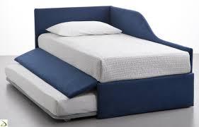 letto estraibile stunning letto con secondo letto estraibile contemporary