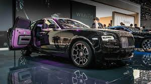 roll royce pink rolls royce launches more powerful black badge models top gear