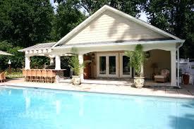 pool cabana design ideas 2015 4 pool house plans on the ideas of