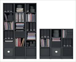 bookcase billy black brown 31 1 2x11x41 3 4 gloss with doors ideas