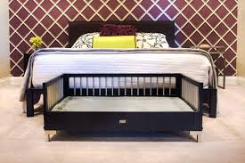 new age pet ecoflex manhattan dog sofa with memory foam cushion