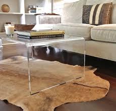 wisteria home decor elegant lucite coffee table wisteria u2013 acrylic coffee table cheap