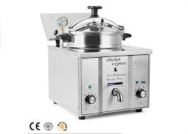 table top fryer commercial 16l table top pressure fryer commercial kitchen equipment with