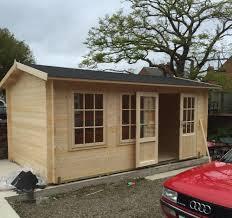 aiste log cabin 5x3m