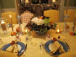 how to set up a table for thanksgiving dinner at img on home