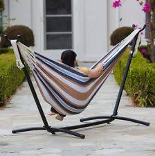 hammock with stand ebay