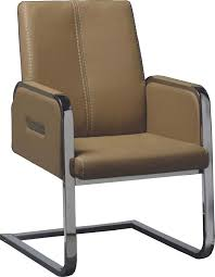 Chairs With Metal Legs Leather Visitor U0027s Chair With Metal Legs Seven Star