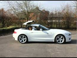 bmw convertible second bmw z4 3 5 sdrive convertible alpine white avi