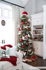 our christmas tree the sunny side up blog