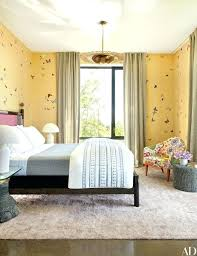 home interior wallpapers stylish bedroom nursery ideas photos architectural digest