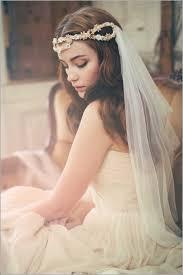 Romantische Frisuren Lange Haare by Brautfrisur Mit Schleier Romantische Hochzeitsfrisuren Lange Haare