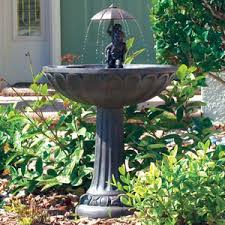 Backyard Fountains For Sale by Fountains Outdoor Decor The Home Depot