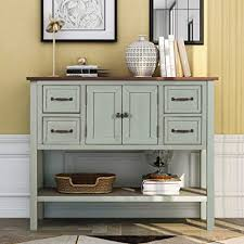 kitchen storage cabinets ant 43 kitchen storage sideboard dining buffet server cabinet cupboard free standing storage chest with 4 drawers cabinets and open shelf