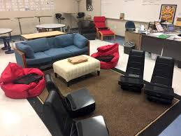 Floor Level Seating Furniture by High Flexible Seating Done Right Edutopia