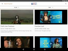 tbn watch tv shows u0026 live tv android apps on google play