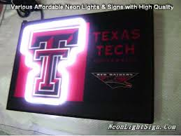 texas tech neon light ncaa texas tech red raiders 3d beer neon light sig ncaa