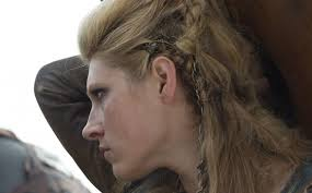 lagertha hair styles get the style of lagertha from vikings style on vega