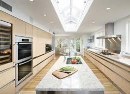 big kitchen design ideas large galley kitchen design designs ideas and decors big