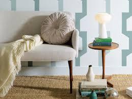 4 stylish geometric paint patterns sunset