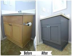 paint bathroom vanity ideas painting bathroom vanity before and after fantastical best paint