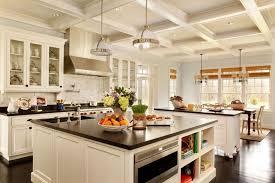 Glass Upper Cabinets Kitchen Camellia Court Classic Kitchen Features White Kitchen