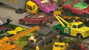 Vintage Ford Truck Junk Yards - toy car junkyard part 1 matchbox collection carros de juguete