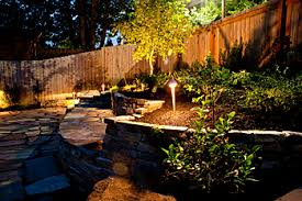 Cost Of Landscape Lighting Landscape Lighting And Installation Jefferson Landscaping