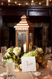 Lantern Centerpieces Wedding 50 Amazing Vintage Bronze U0026 Copper Wedding Color Ideas Lantern