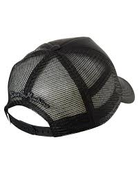 new deus ex machina men u0027s smokey trucker cap mesh black ebay