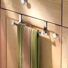 kitchen cabinet towel rail kitchen cabinet towel bar pizzle me