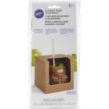 candy apple boxes wholesale treat boxes