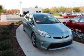 2013 toyota prius 2 used 2013 toyota prius for sale raleigh nc cary 171783a