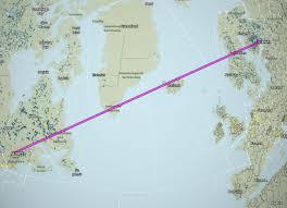 Alaska Air Flight Map by Flying Beyond A Doubt An Epic Dc 3 Journey Air Facts Journal